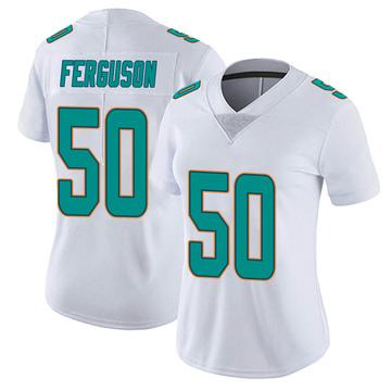 Women's Nike Miami Dolphins Blake Ferguson White limited Vapor Untouchable Jersey -