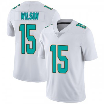 Youth Nike Miami Dolphins Albert Wilson White limited Vapor Untouchable Jersey -