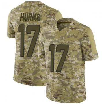 Youth Nike Miami Dolphins Allen Hurns Camo 2018 Salute to Service Jersey - Limited