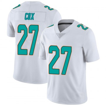 Youth Nike Miami Dolphins Chandler Cox White limited Vapor Untouchable Jersey -