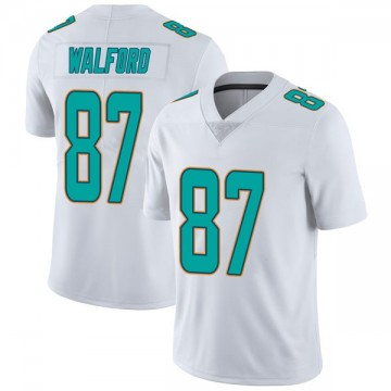 Youth Nike Miami Dolphins Clive Walford White limited Vapor Untouchable Jersey -
