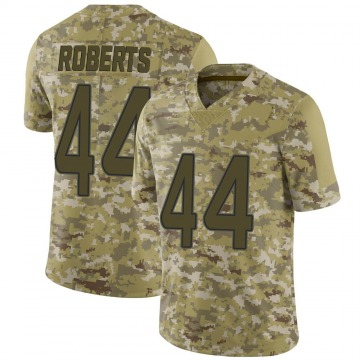 Youth Nike Miami Dolphins Elandon Roberts Camo 2018 Salute to Service Jersey - Limited