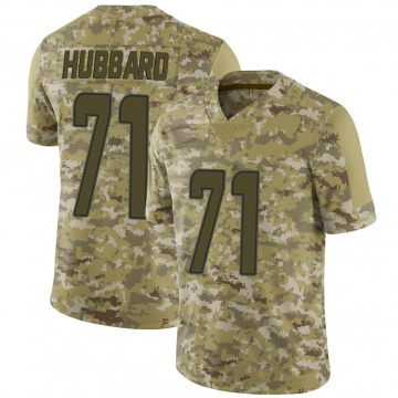 Youth Nike Miami Dolphins Jonathan Hubbard Camo 2018 Salute to Service Jersey - Limited
