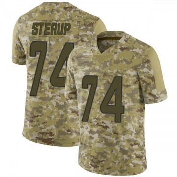Youth Nike Miami Dolphins Zach Sterup Camo 2018 Salute to Service Jersey - Limited