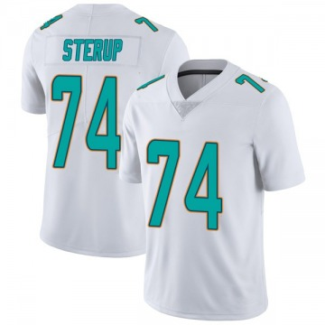Youth Nike Miami Dolphins Zach Sterup White limited Vapor Untouchable Jersey -